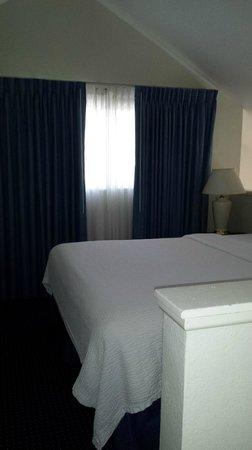 Residence Inn Anaheim Maingate: loft king