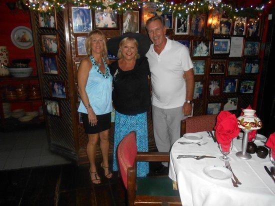 Evita's Italian Restaurant : with Eva...