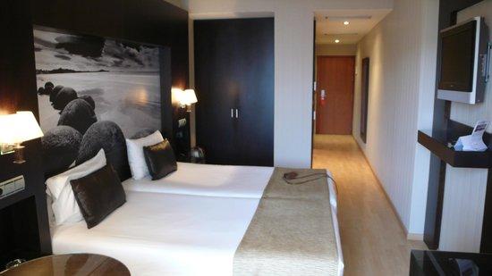Ulises Hotel : Habitación