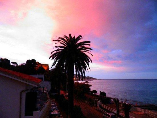 Blue Beach Villagio Turistico: Gibt es einen schöneren Ausblick?