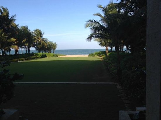 The St. Regis Bahia Beach Resort: View from main lobby- perfect for a wedding or event