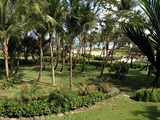 The St. Regis Bahia Beach Resort, Puerto Rico: View from our deck