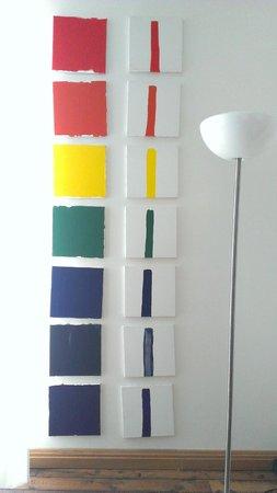 Al Sei Rooms: Colore