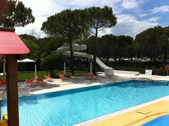 Italy Camping Village: Water Slide