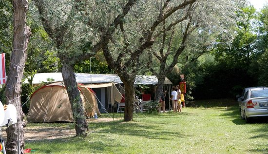 Italy Camping Village: Piazzole Mare