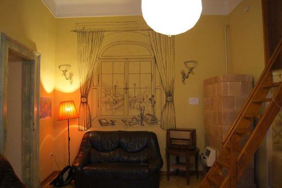 Lavender Circus Hostel: Номер
