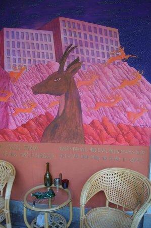 Lavender Circus Hostel: вид