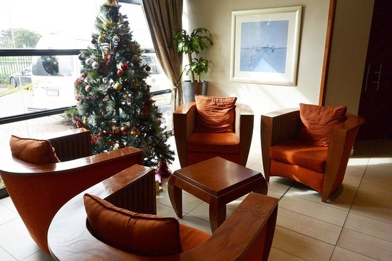 City Lodge Hotel Johannesburg Airport - Barbara Road: Reception Area