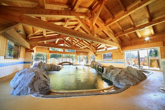 La piscine int rieure photo de l 39 escale le grand - Piscine le grand bornand ...