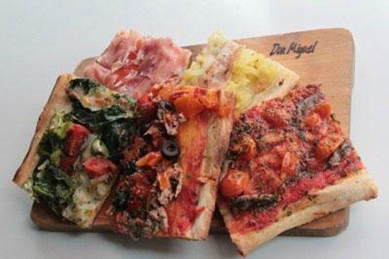 Pizzeria Don Miguel: Tavolozza di Miguel