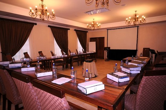 Afrique Boutique Hotel Oliver Tambo : Conference Venue