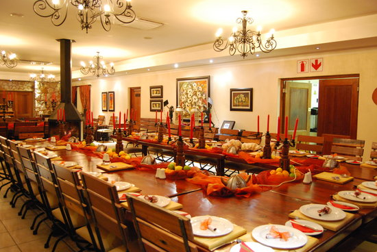 Afrique Boutique Hotel Oliver Tambo : Medieval Function