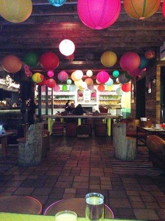 Pod 39 Hotel : Bar hotel, aquí se sirven los desayunos