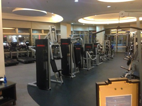 Shangri-La Hotel Fuzhou : Gym