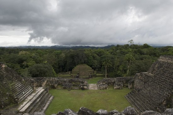 Blancaneaux Lodge: The Maya Sight