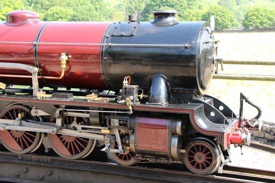 Ravenglass and Eskdale Railway: Hercules