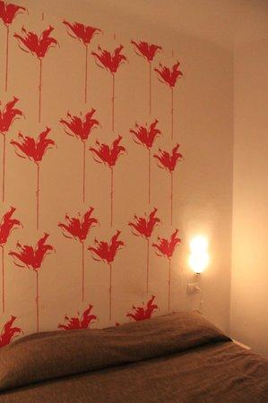B&B Le Seggiole: lovely wallpaper
