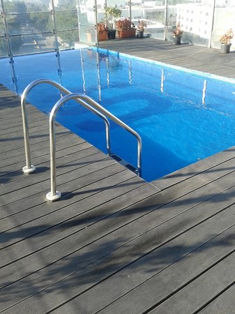 Svenska Design Hotel: pool