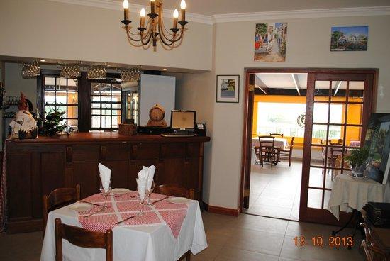 La Masseria: Newly renovated Interior
