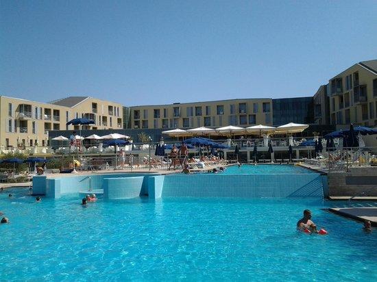 Falkensteiner Family Hotel Diadora: VEDUTA DELL'HOTEL
