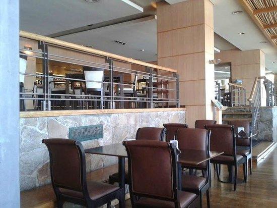 Hotel Potrero de Los Funes: comedor