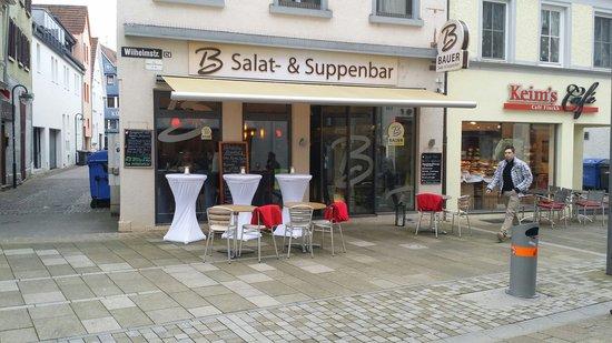 Bauer Salat- Und Suppenbar
