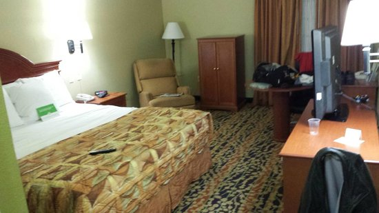 La Quinta Inn & Suites Belton : Room