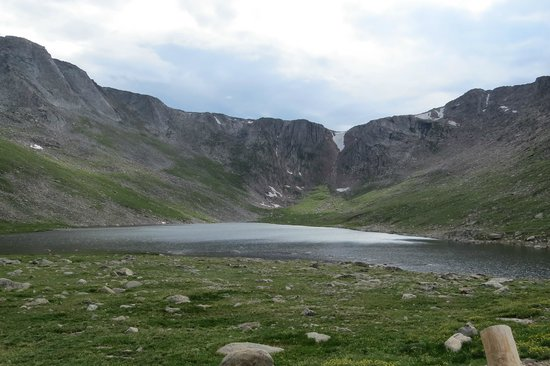 Mount Evans Scenic Byway: Summit Lake