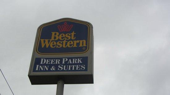 BEST WESTERN Deer Park Inn & Suites : Best Western