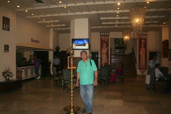 Grand Oriental Hotel: The Lobby