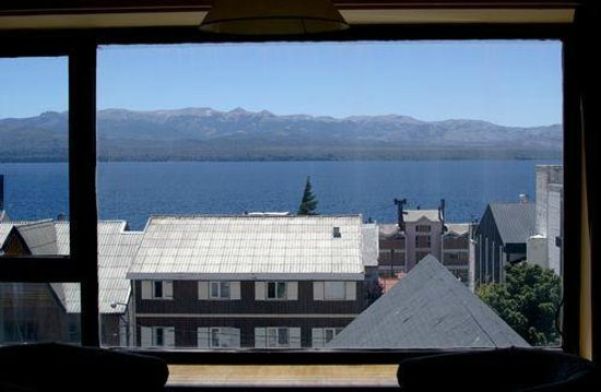Gran Hotel Panamericano Bariloche : View from room