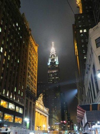 Chrysler Building: Edificio Chrysler