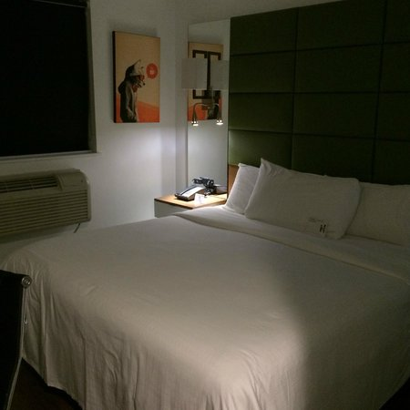 Hotel BPM Brooklyn: la chambre