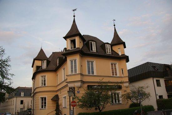 Hotel Laimer Hof: Фасад