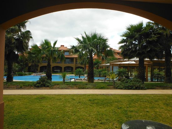Pestana Porto Santo All Inclusive : View from the balcony