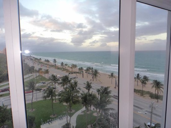 Sonesta Fort Lauderdale Beach: View from 9th Floor