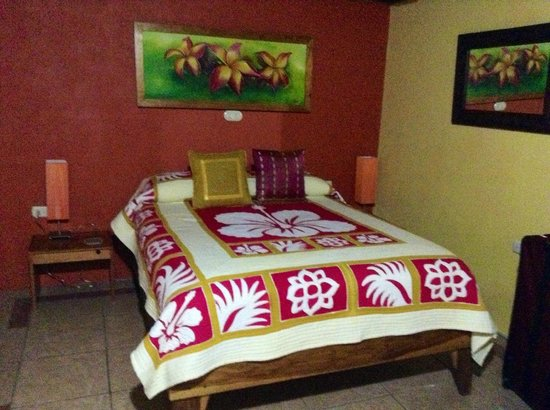Physis Caribbean Bed & Breakfast: Room