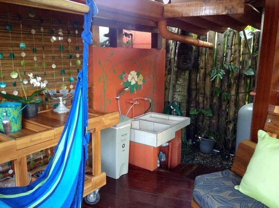 Physis Caribbean Bed & Breakfast: Hotel surroundings