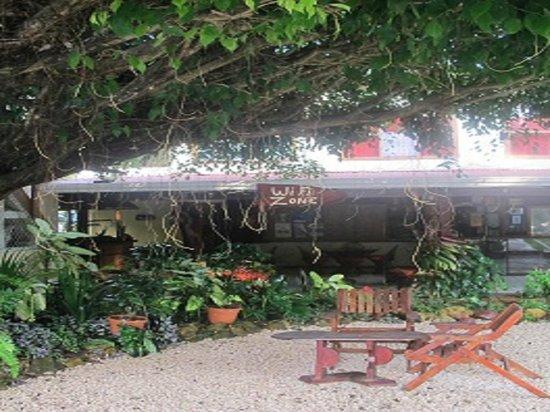 Cabinas y Restaurante Cristina