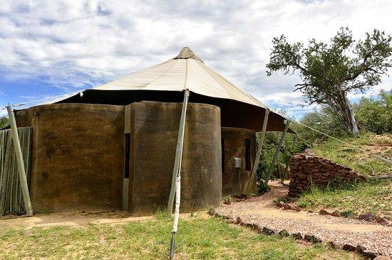 Marataba Safari Lodge: Exterior of