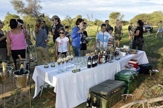 Marataba Safari Lodge: New Year Picnic