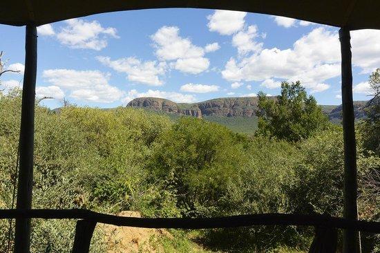 Marataba Safari Lodge: View From Our Veranda