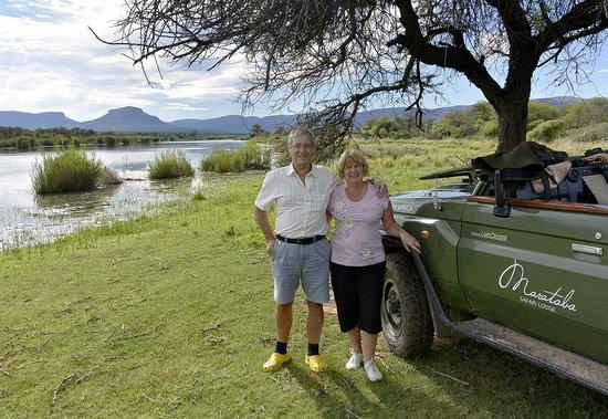 Marataba Safari Lodge: On Safari
