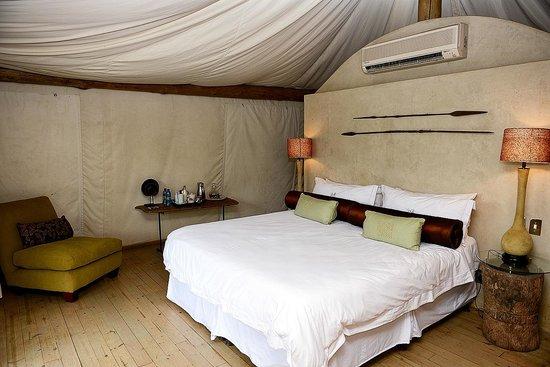 Marataba Safari Lodge: Our Bedroom