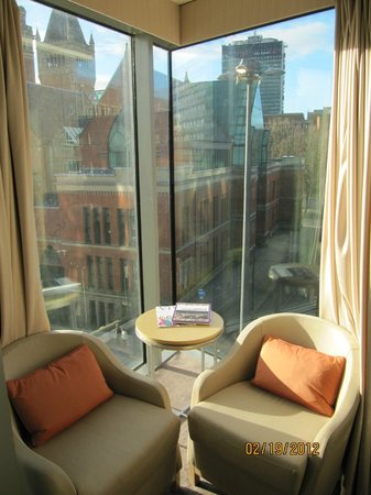 DoubleTree by Hilton Manchester Piccadilly: view