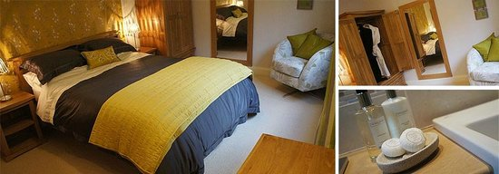 Bisoi B&B Suites: Latrigg bedroom