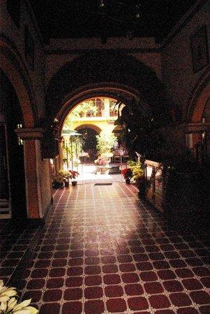 Restaurante Las Antorchas: Door way