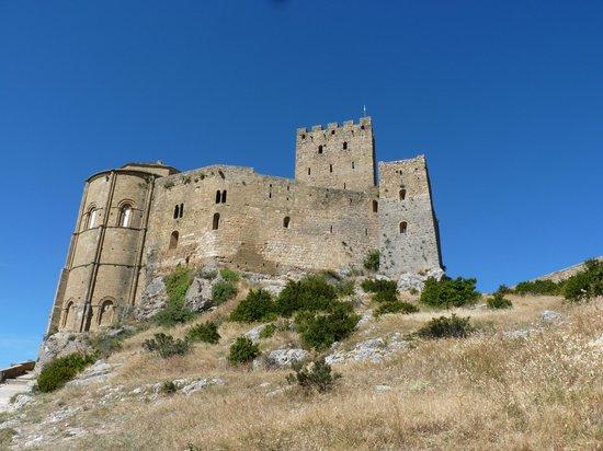 A  Corona del Reino: Château de Loarre