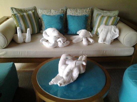 Constance Ephelia: soggiorno