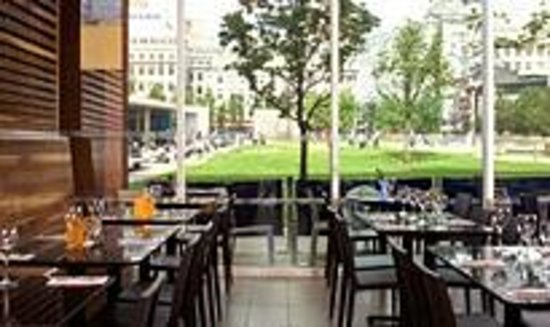 Pizza Express Piccadilly Gardens